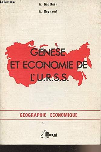9782853941099: Genese et economie de l'urss
