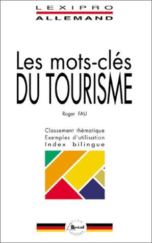9782853944229: Lexipro allemand du tourisme