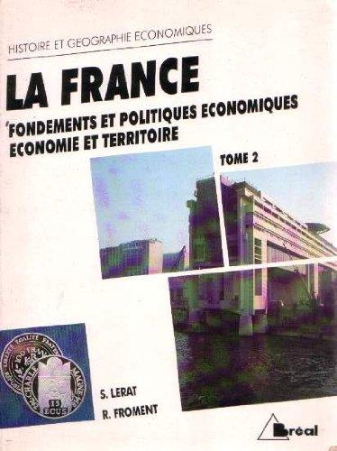 La France à l'aube des années 90: FROMENT R. et