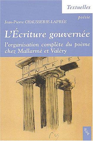 l'ecriture gouvernee: Chausserie ; Lapr