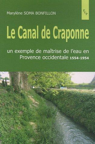 Le Canal de Craponne (French Edition)