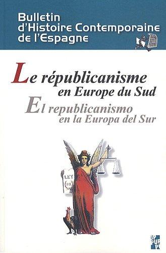 le republicanisme en europe du sud: Paul Aubert