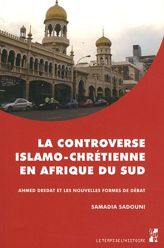 islamisme et identités en Afrique du Sud: Sadouni S