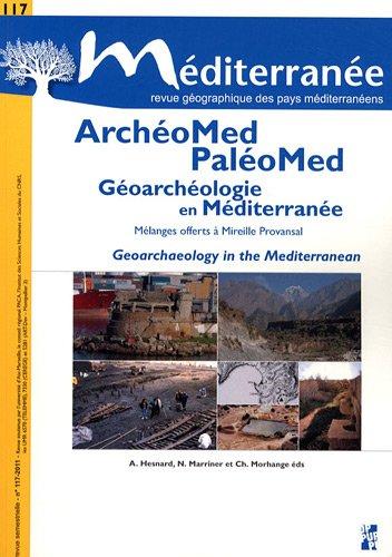 geoarcheologie en mediterranee: Antoinette Hesnard
