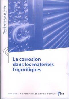 9782854007176: Corrosion dans les matériels frigorifiques
