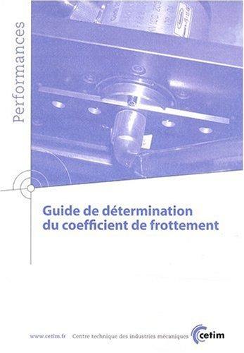 GUIDE DE DETERMINATION DU COEFFICIENT DE: COLLECTIF
