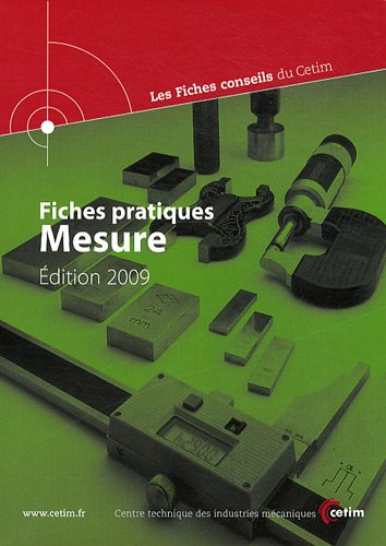 MESURE -FICHES PRATIQUES- EDITION 2009: COLLECTIF