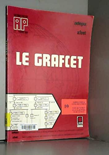 Le Grafcet, 2e édition: Adepa et Afcet