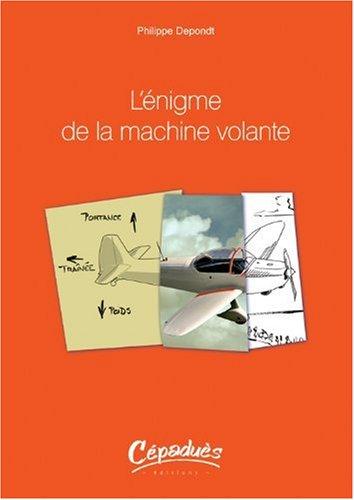 9782854288940: L'énigme de la machine volante