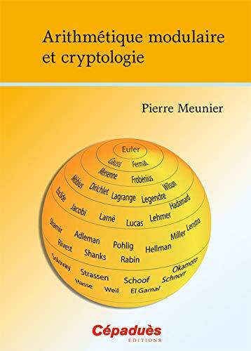 9782854289541: Arithmétique modulaire et cryptologie (French Edition)