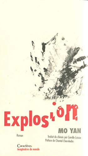 Explosion Mo, Yan; Chen-Andro, Chantal et Loivier, Camille