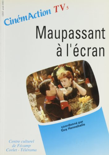 9782854808490: Maupassant a l ecran tv5 (French Edition)
