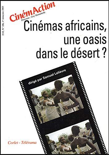9782854809800: Cinemas africains, un oasis dans le desert ? cina106