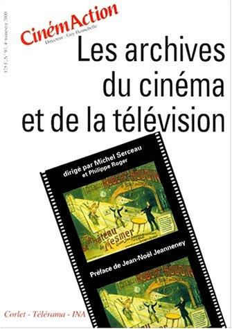 9782854809961: Les archives du cin�ma et de la t�l�vision, num�ro 97