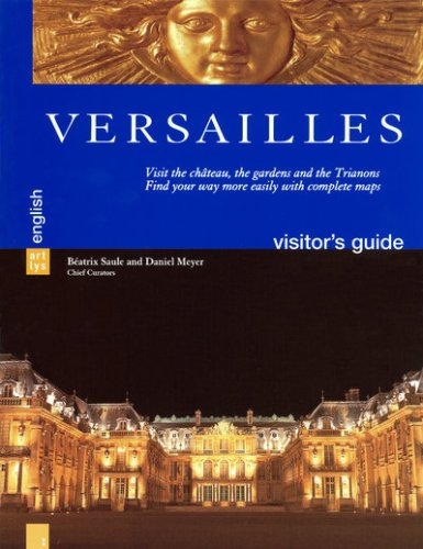 Versailles, English Guide: Kilian, Denis Editor