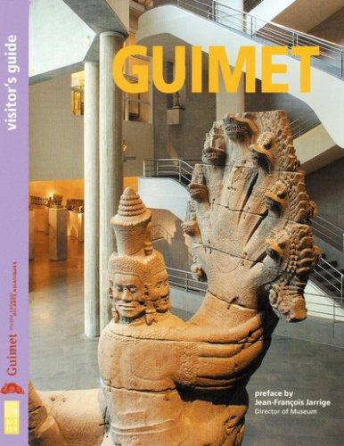 Guide de Visite Guimet Anglais (French Edition) [Paperback]
