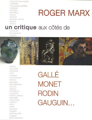 Roger Marx (French Edition): Denis Kilian; Renaud