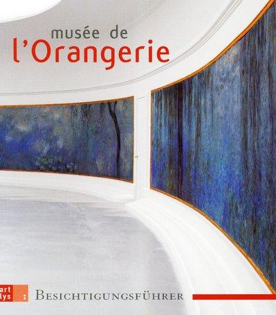 Guide de Visite Musee de l Orangerie -Allemand-: Collectif