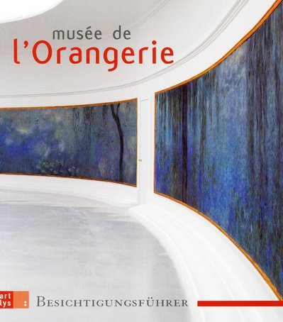 9782854953558: Guide de Visite Musee de l'Orangerie -Allemand-