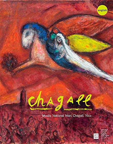 9782854954609: Chagall ; musée national Marc Chagall, Nice