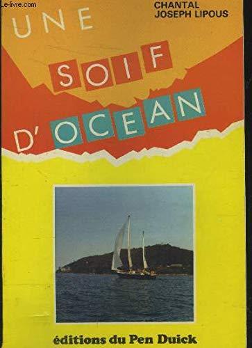 Une soif d'ocean (French Edition): Chantal Lipous