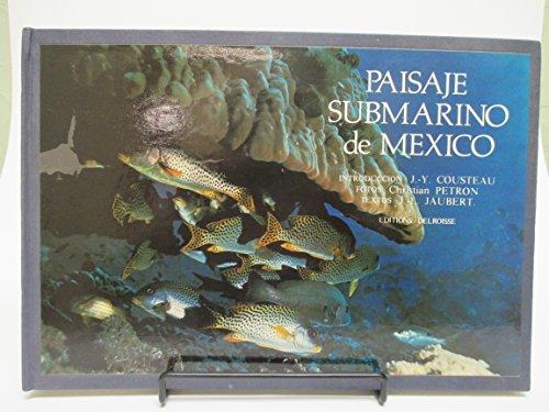 Paisaje Submarino de Mexico: J. L. Jaubert
