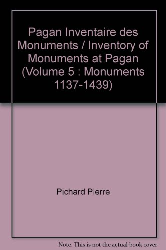 Pagan Inventaire des Monuments / Inventory of: Pichard Pierre