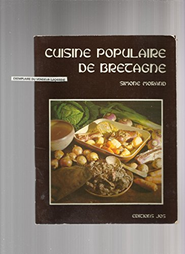 9782855430126: Cuisine populaire de Bretagne