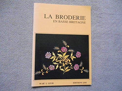 9782855430850: Broderie en basse Bretagne