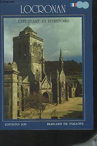 9782855431123: Broché - Locronan cité d art et d histoire