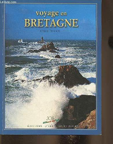 9782855432137: Voyage en bretagne broche