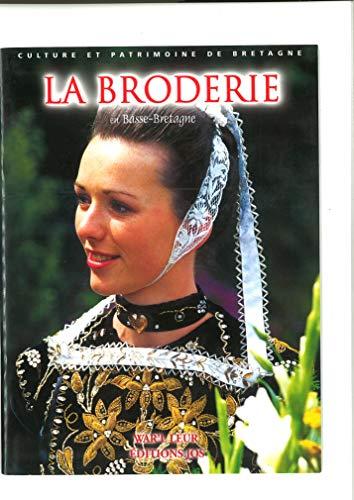 9782855433165: La Broderie en Basse Bretagne