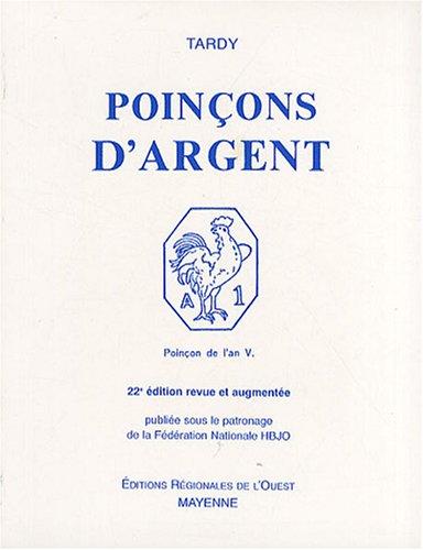 9782855541174: Poinçons d'argent (Code 18767)