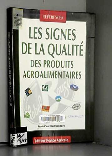 9782855570211: Les signes de la qualit� des produits agroalimentaires