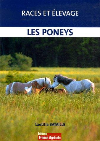 9782855571409: Les poneys : Races et �levage