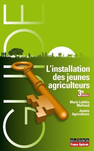 9782855571737: INSTALLATION DE JEUNES AGRICULTEURS 3ED.