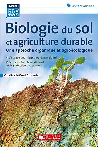 9782855573786: Biologie du sol et agriculture durable