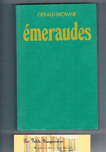 9782855650920: Emeraudes