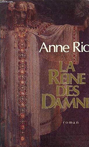 9782855655291: La reine des damnes
