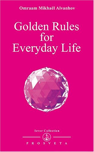 9782855668338: Golden Rules for Everyday Life
