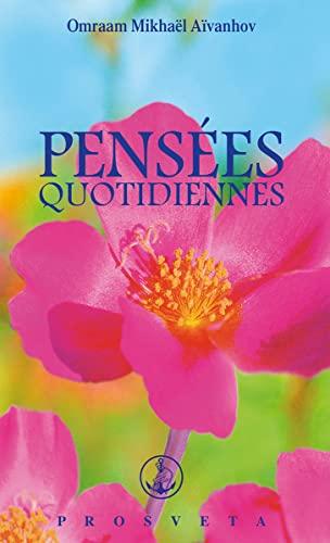 9782855669243: Pensées quotidiennes (French Edition)
