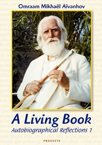 9782855669892: A Living Book: Volume 1: Autobiographical Reflections