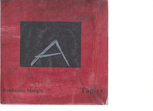 TAPIES: DU 10 JULLIET AU 30 SEPTEMBRE 1976 - WITH TWO ORIGINAL LITHOGRAPHS: TAPIES, ANTONI). Butor,...