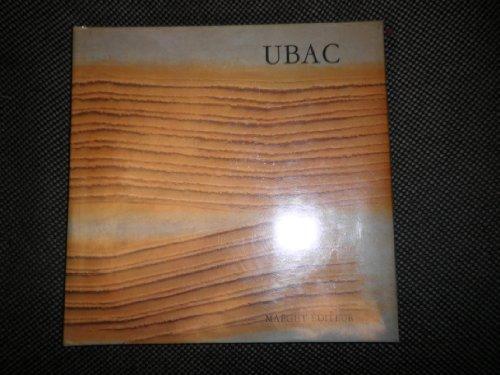 Ubac: Fondation Maeght, . Saint-Paul, 25 mars-25 mai 1978 (French Edition): Ubac, Raoul