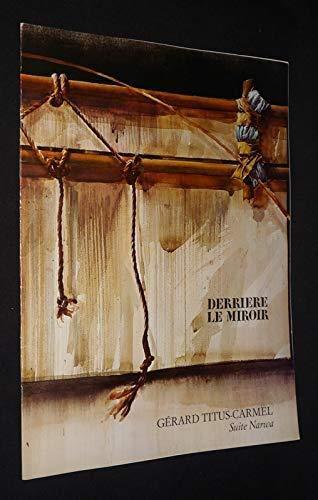 9782855870519: Gerard Titus-Carmel: Suite narwa (Derriere le miroir) (French Edition)
