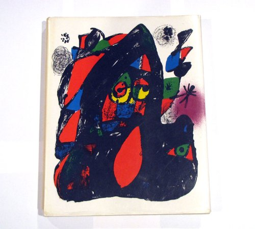 9782855870908: Joan Miro Lithographs : Volume IV 1969 - 1972