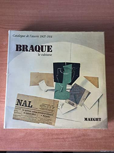 Braque: Cubism 1907-1914: Romilly, Nicole Worms de