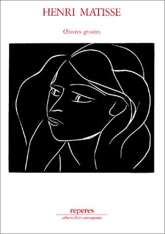 9782855871288: Henri Matisse. Oeuvres gravées