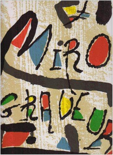 9782855871752: MIRO GRAVEUR. Tome 2, 1961 à 1973