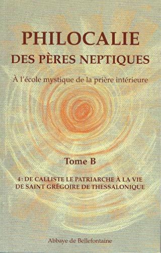 9782855899817: Philocalie des Peres Neptiques T.B4